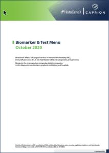 HGX Biomarker Brochure_screenshot