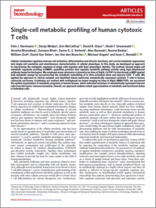 Hartmann et al. Nature Biotechnology 2020