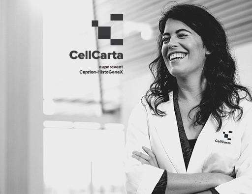 Le leader de la médecine de précision Caprion-HistoGeneX devient CellCarta